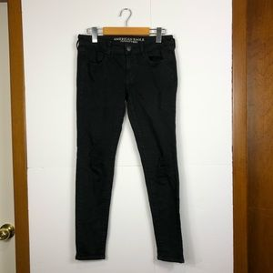 American Eagle Distressed Jeans Sz 4R